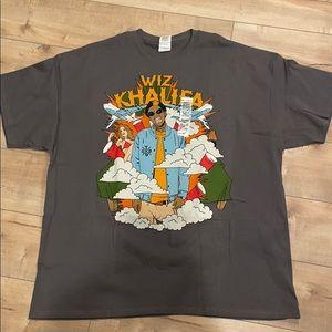 Wiz Khalifa Hot Topic NEW T-Shirt Sz 2XL